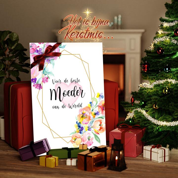 Canvas Cadeau Voor Mama