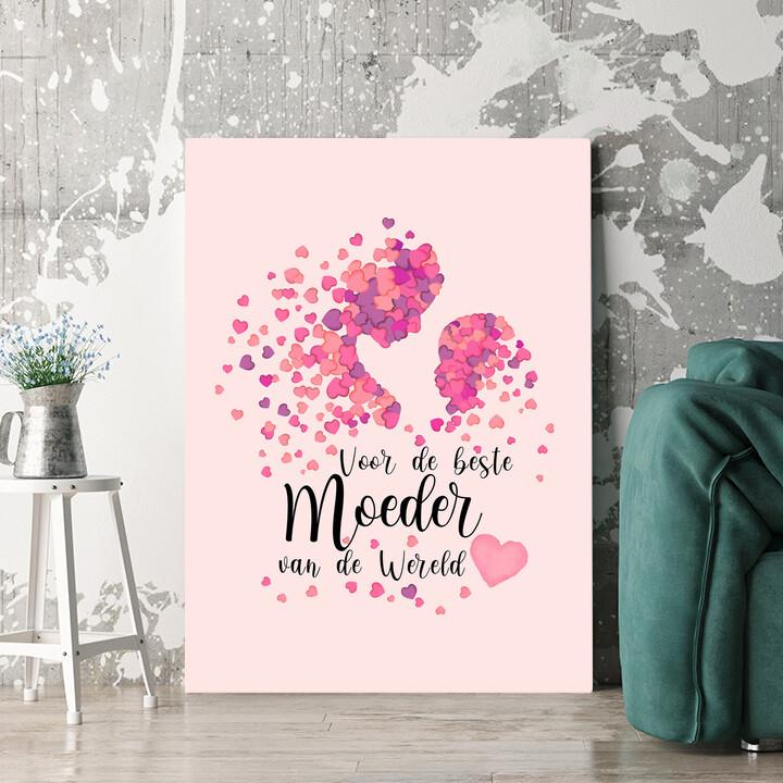 Personaliseerbaar cadeau Moederliefde