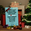 Canvas Cadeau Jij & Ik - Seriekoppels
