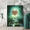 Personaliseerbaar cadeau Mystieke liefde
