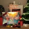 Canvas Cadeau Bloeiende liefde