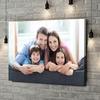 Gepersonaliseerde canvas print Jouw foto op canvas