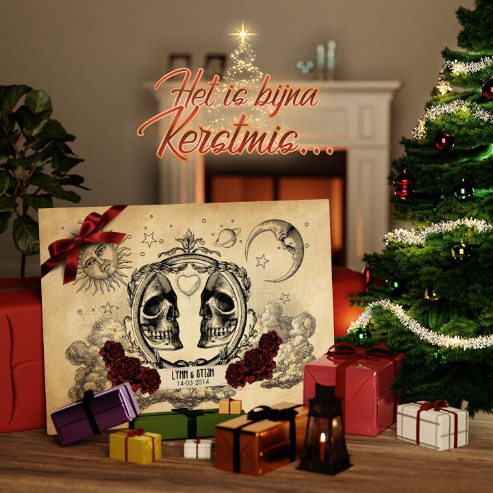 Canvas Cadeau Voor alle Tijden